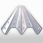 Hot dip galvanized fence panels